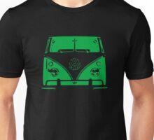 VW Kombi Green Design Unisex T-Shirt