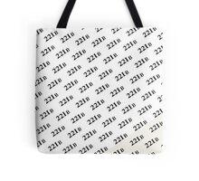 221B BAG Tote Bag