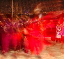 Spiritual Masai Dance by Atanas Bozhikov Nasko
