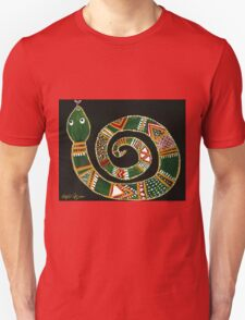 Weird and Wonderful Snake Unisex T-Shirt