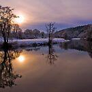 River Teifi by Mark Robson