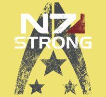N7 Strong Kids Tee