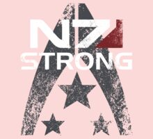 N7 Strong One Piece - Long Sleeve