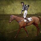 Saddle Sore by Catherine Hamilton-Veal  ©