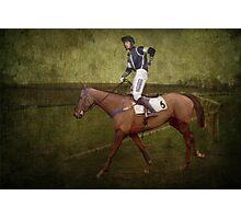 Saddle Sore Photographic Print