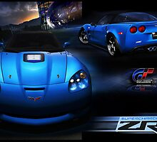 Chevrolet Corvette Supercharged ZR1 by Stanislaw