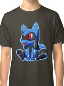 Sit, Riolu Classic T-Shirt