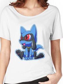 Sit, Riolu Women's Relaxed Fit T-Shirt