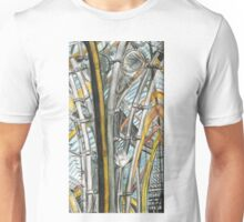 Roof at the Natural History Museum Oxford Unisex T-Shirt