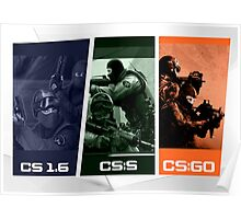 Counter Strike Generations HQ Poster