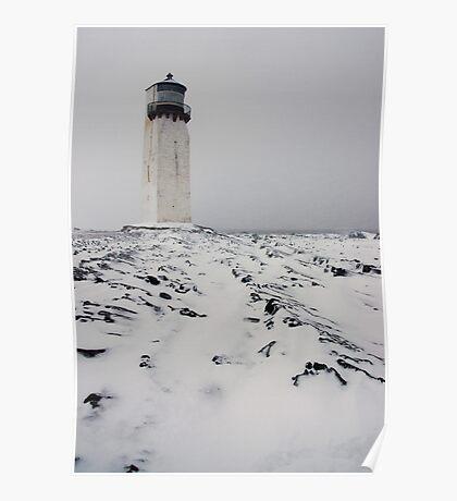Southness Snowscape Poster