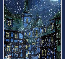Christmas in Germany by Marie Luise  Strohmenger