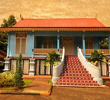 House in Sumatra by Charuhas  Images