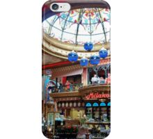 Luxery Shopping Mal iPhone Case/Skin