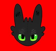 toothless by foreverpainter
