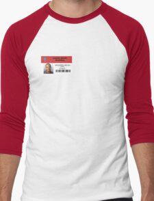 Christopher Turk - Scrubs MD Men's Baseball ¾ T-Shirt