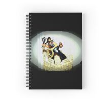 Grapple this!! Spiral Notebook