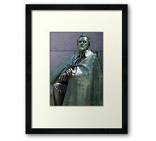 Franklin D. Roosevelt Framed Print