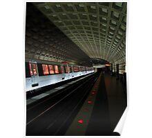 DC Metro Poster