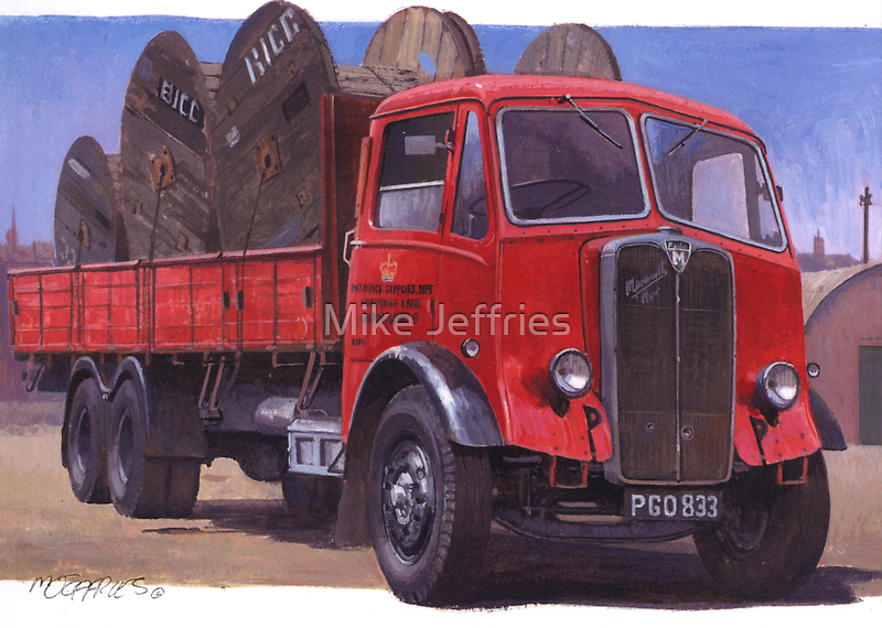Maudslay Post Office Supplies. by Mike Jeffries