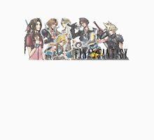 Final Fantasy Group T-Shirt