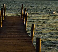 Pier by Sue Ratcliffe