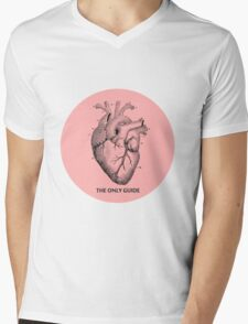 The only guide Mens V-Neck T-Shirt