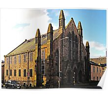 Former Lauriston United Presbyterian Church Poster