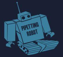 Pipetting Robot by bitesizebio