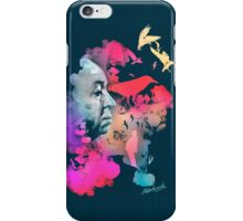 Alfred Hitchcock Hitch The Birds iPhone Case/Skin