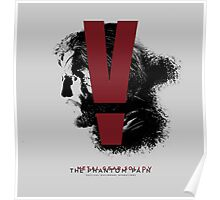 Metal Gear Solid V- Snake by Shoro Poster