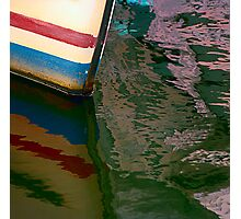 The Ripple Bow Photographic Print