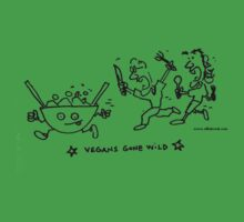 Vegans Gone Wild !!! by Ollie Brock