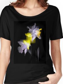 Cubist Daffodils Women's Relaxed Fit T-Shirt