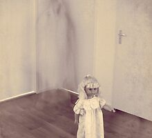 The haunted doll by RavenHaylin