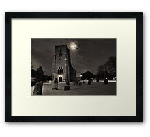St.Michael and all Angels Framed Print