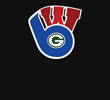 PACKERS BREWERS BADGERS Unisex T-Shirt