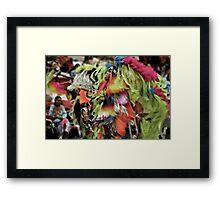 Dancing Framed Print