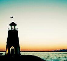 Lighthouse by lfsaenz