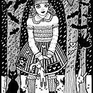 Gothica Lolita (Winter) by Anita Inverarity