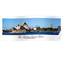 The Sydney opera house Poster