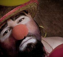 clown by lfsaenz