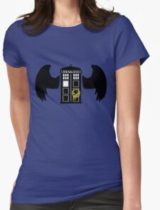 Superwholock v2 Womens Fitted T-Shirt