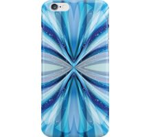 Abstract Blue  iPhone Case/Skin