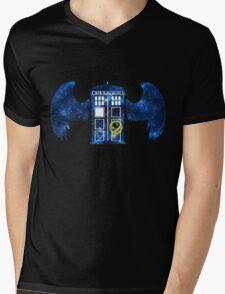 Superwholock Space v2 Mens V-Neck T-Shirt
