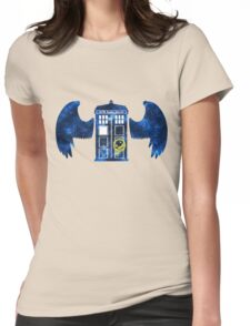 Superwholock Space v2 Womens Fitted T-Shirt
