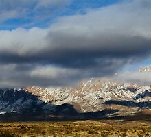 Organ Mountains by lfsaenz