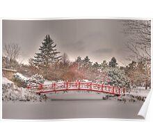 Frozen Bridge Poster