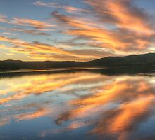 Felicitations - Narrabeen Lakes,Sydney Australia - The HDR Experience by Philip Johnson