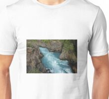Waterfall in Iceland Unisex T-Shirt